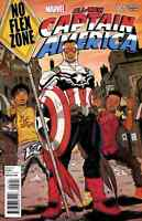 All New Captain America 1 Marvel Interscope No Flex Zone Rae Sremmurd Variant