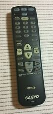 SANYO FXRG TV Remote Control DS27910, DS35510