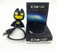 Portable Cool Batman USB Night Light Lamp Rechargeable Table PC LED Lamp
