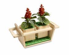 Red Tool Box Plant Pot Holder