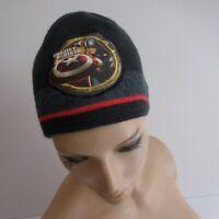 Bonnet CAPTAIN AMERICA vintage 2011 MARVEL studio gris noir rouge SUN CITY N6004