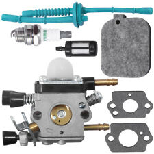Carburetor kit for Zama C1Qs68G Stihl Bg45 55 65 Sh55 85 Br45C 42291200606
