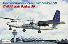 Eastern Express 1/144 Fokker F-50 Team Lufthansa ЕЕ144126