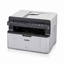 Brother LaserJet DCP-1616NW Allin One Laser Printer Scanner Copier NETWORK WIFI