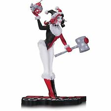 Harley Quinn Red White and Black DC comic Amanda Conner Statue new Limited ED