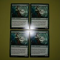 Viridian Shaman x4 Commander 2015 4x Playset Magic the Gathering MTG