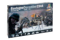 Italeri 6113 - 1/72 Battle Of Bastogne December 1944 Diorama Set - Neu
