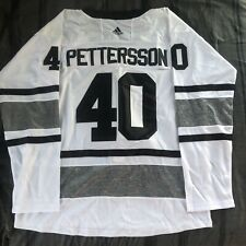 Elias Pettersson 2019 All Star Game Vancouver Canucks Jersey Size 54 Adult XL #2