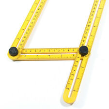 Angle-Izer Ultimate Tile & Flooring Template Tool Multi-Angle Ruler Measuring