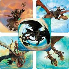 "25 How To Train Your Dragon Hidden World Stickers, 2.5""x2.5"" each, Party Favors"