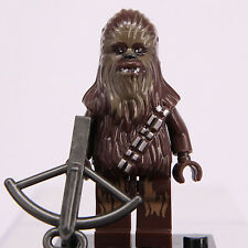 2016 Star Wars Chewbacca Han Solo 's Partner Fits Lego Mini Figure Super Hero