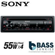 SONY MEX-N4300BT - BLUETOOTH CD MP3 USB AUX iPhone iPod Car Stereo Radio Player