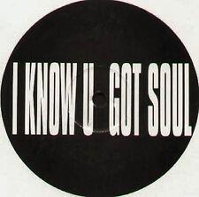 ERIC B. & RAKIM VS. FREEBASS CRU - I Know You Got Soul