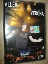 DVD GIOVANNI ALLEVI & E ALL STARS ORCHESTRA ARENA DI VERONA 1° SETTEMBRE 2009