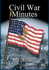 Civil War Minutes - Union (2-Disc Set, DVD 2007)