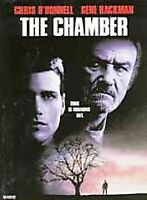 The Chamber (DVD, 1998, Widescreen) Ships for FREE!  stars Gene Hackman
