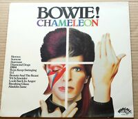 "David Bowie Chameleon 12"" 33RPM by Starcall  12 Track STAR 101 New Zealand"