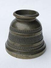 Belle Petite SALIÈRE Ancienne en Bronze Moyen-Orient? Saupoudreuse
