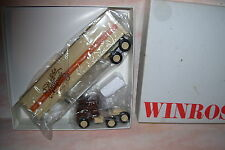 Mill Creek Rolling Hills CA Winross Diecast Trailer Truck