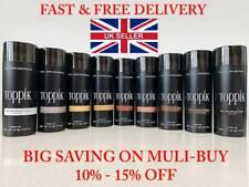 Toppik Hair Building Thickening Fibres 27.5g  UK Seller - Hair Growth Fibre
