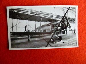 A5-10 AEROPLANE    OLD AUST PHOTOGRAPH 6X4 INCH