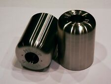 HVMP Stainless Bar End Weights Honda ST1300 ('03-'18) (X-Heavy over 19 oz each)