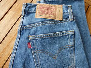 LEVI STRAUSS 501 Jean W28 L32