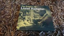 Lionel Hampton - Essence of (CD, 2007) 2 Disc Set