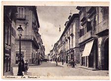 CARTOLINA CAMPANIA - CASERTA - AVERSA 11.257 - VIA ROMA ANNI 40