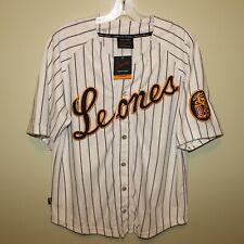 BNWT Leones del Caracas Lions home baseball jersey Men's M Venezuela LVBP