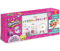 Shopkins Wall Decals Stickers Kit Girls Bedroom