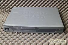 Router de servicios Cisco C881 Integrated C881-K9 se suministra sin PSU