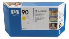 Genuine originale HEWLETT PACKARD HP 90 Cartuccia di Inchiostro Giallo 225ML 12 C5064A UN