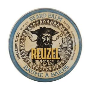 Reuzel Beard Moustache Balm 35g Medium Hold Shea Butter & Argan Oil