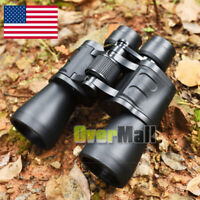 Powerful Military 100x180 Day/Night Army Zoom Binoculars Optics Hunting Camping