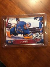 2017-18 UD Hockey Series 1 JUMBO CARD Winter Classic #WC-5 Jake Allen