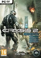 Crysis 2 - Limited Edition (PC DVD) PC Fast Free UK Postage 5030930096816