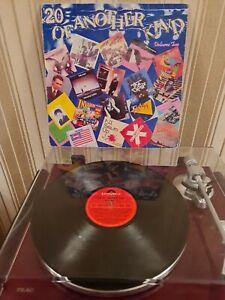 20 Of Another Kind Volume 2 ☆ORIGINAL UK VINYL LP 1979☆ **PUNK COMPILATION**