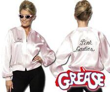 Pink Lady 50s Grease Med 10 - 12 Ladies Jacket