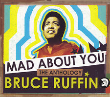 BRUCE RUFFIN - 2 CD - MAD ABOUT YOU - THE ANTHOLOGY