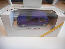 Gama Opel Corsa 3-Doors in Purple on 1:43 in Box
