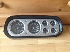 FORD ESCORT MK1 6 DIAL DASH INSTRUMENT CLUSTER CLOCKS