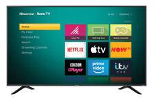 """Hisense R50B7120UK 50"""" 4K Direct-lit LED Smart TV - Black"""