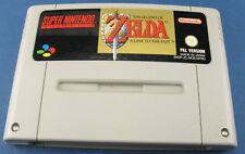 Super Nintendo Spiel - The Legend of ZELDA - A link to the past - PAL - SNES