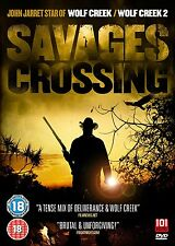 Savages Crossing  - DVD -  (Brand New)  Horror  Wolf Creek