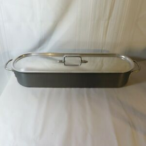 """CALPHALON COMMERCIAL 24"""" FISH STEAMING PAN"""