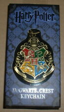 Harry Potter Hogwarts School Crest - keychain