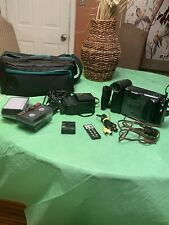Sharp Vl-E33U 8mm Video8 Camcorder Player Video Camera with Batteries