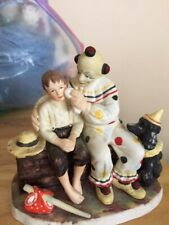 """Norman Rockwell Figurine """"The Runway"""" From The Gift World Of Gorham"""