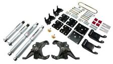 "Belltech Lowering Kit W/Shocks 2"" Front/3.5"" Rear 1995-02 Chevy/GMC Astro Safari"